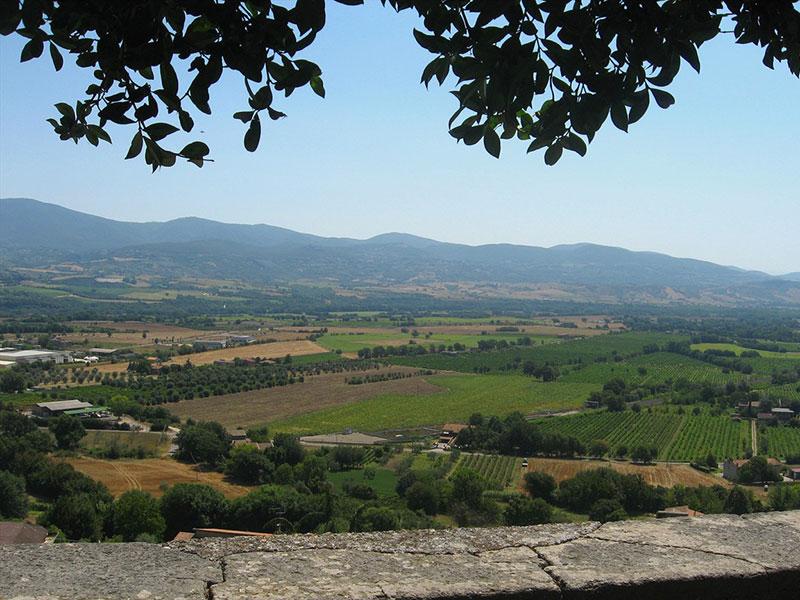 La Valle del Tevere Castiglione in Teverina